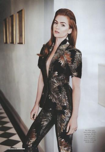 Harper's Bazaar (Aus) - June/July 2013