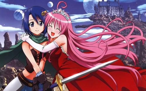 ♡Haruna & Lala♡