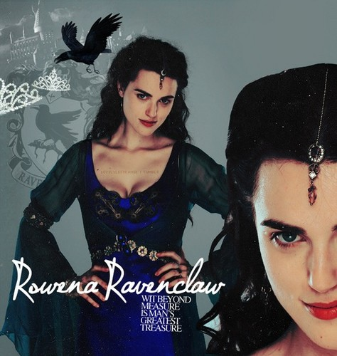 **•Kate McGrath As Rowena Ravenclaw!•**