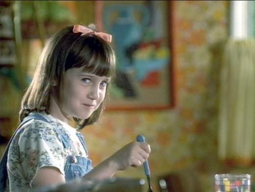 "Mara Wilson images ""Matilda"" - 1996 wallpaper and ..."