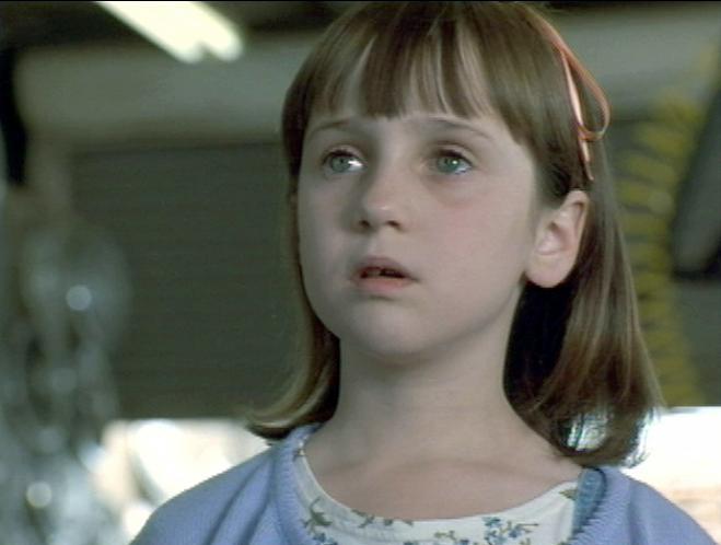 """Matilda"" - 1996 - Mara Wilson Fan Art (34658671) - Fanpop"