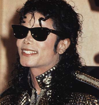 The Bad Era kertas dinding containing sunglasses titled ^Michael^