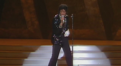 """Motown 25"" Anniversary Special Back In 1983"