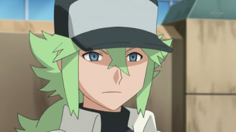 N - The Pokemon Harbor Patrol episode