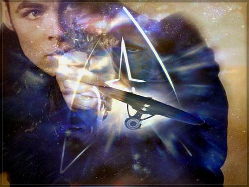 ★ étoile, star Trek Into Darkness ~ James Kirk ☆