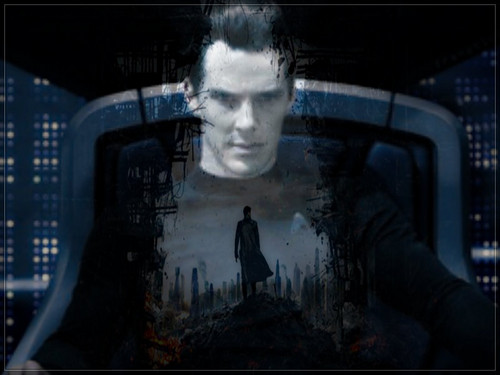 ★ তারকা Trek Into Darkness ~ John Harrison ☆