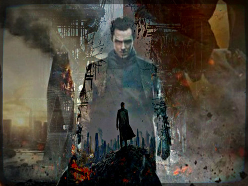★ 星, つ星 Trek Into Darkness ~ John Harrison ☆