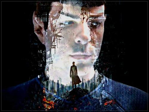 ★ তারকা Trek Into Darkness ~ Spock ☆