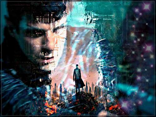 ★ ngôi sao Trek Into Darkness ~ Spock ☆