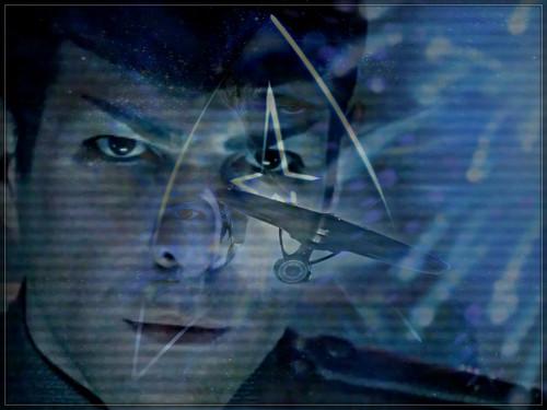 ★ तारा, स्टार Trek Into Darkness ~ Spock ☆