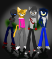 :::THE TEAM::: - sonic-fan-characters photo