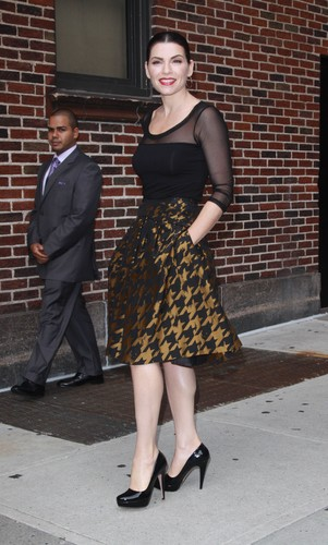 """""""The Late tampil With David Letterman"""" arrivals 2011"""