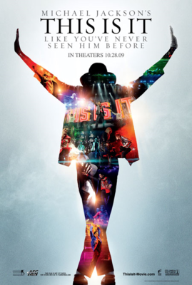 """This Is It"" Movie Poster"