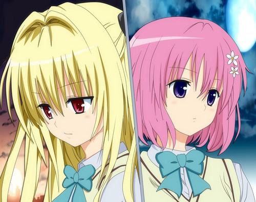 kawaii anime fondo de pantalla called ♡To amor Ru♡