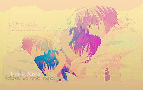 ♥¸.•*´¯)*•usui x misaki.¸.•´¯`♡