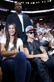 06.03.2013 Justin At The Miami Heat Game - beliebers photo