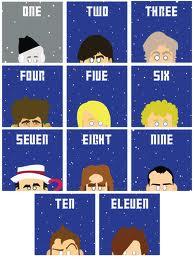 11 doctors heads
