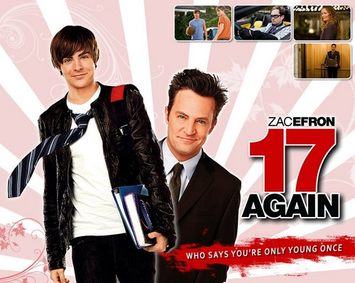 17 again wallpaper with a business suit and a well dressed person called 17 Again!