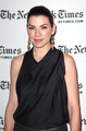 2012 New York Times Arts & Leisure weekend  - julianna-margulies photo