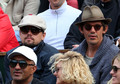 2013 French Open - Day Eight - leonardo-dicaprio photo