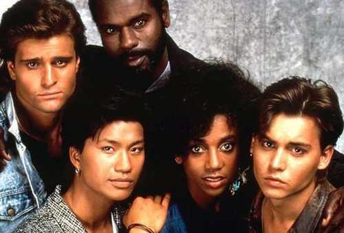 Memorable TV wallpaper containing a portrait called 21 Jumpstreet
