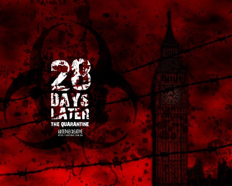 28 Days Later Wallpaper