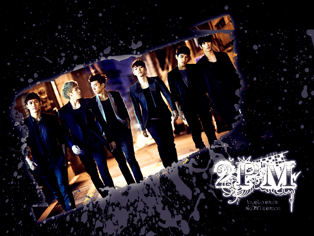 2PM  2pm Wallpaper 34601589  Fanpop