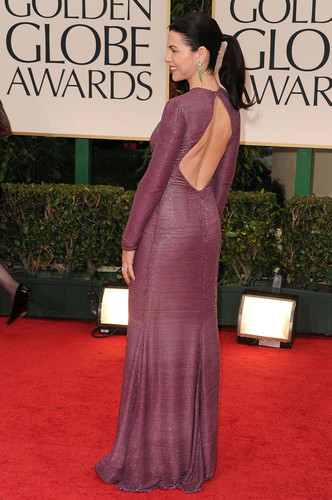 69th Annual Golden Globes in LA 2012