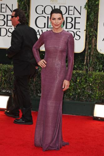 69th Annual Golden Globes in LA 2012