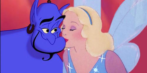 A Genie and a Fairy