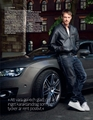 AUDI MAGAZINE - AUGUST 2011 - joel-kinnaman photo