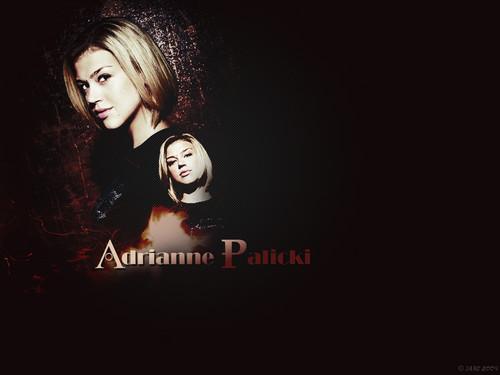 Adrianne Palicki!