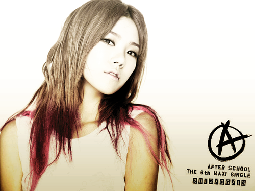 After School Comeback Teasers ~