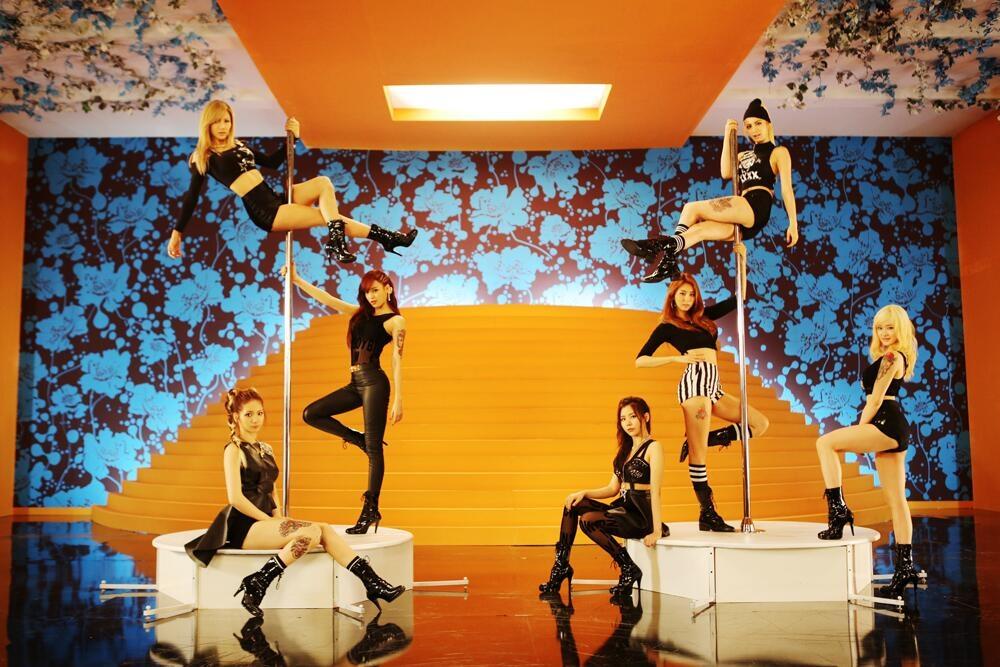 "After School ""First Love"" Group Teaser ~"