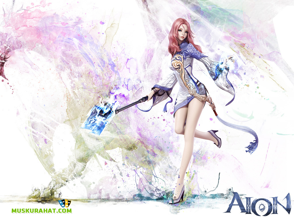 Aion Online images AiOn HD wallpaper and background photos