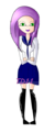 Akane - total-drama-island-fancharacters photo