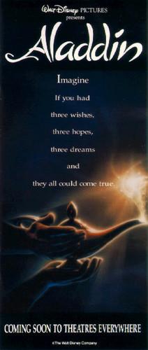 Aladdin Movie Posters