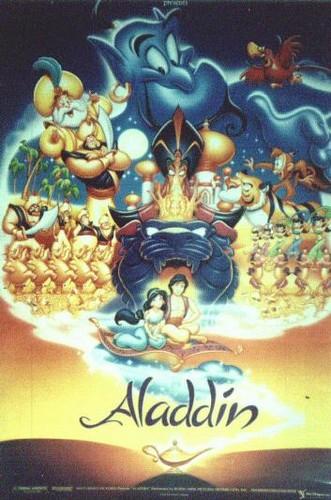 aladdín Movie Posters