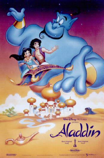 Aladdin Movie Poster Aladdin Movie Posters