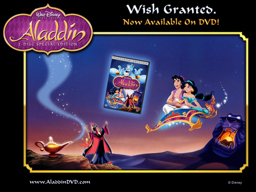 aladdin wallpaper
