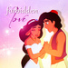 Aladdin and Jasmine - disney-princess icon