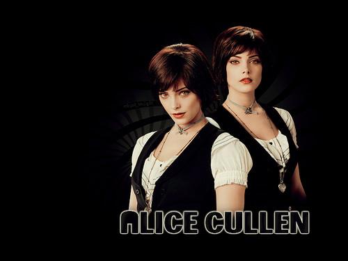 Alice Cullen!