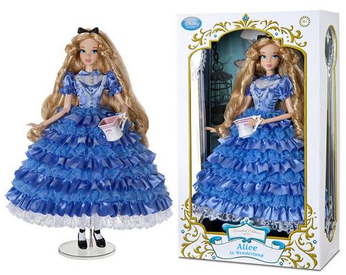 Alice ディズニー Store doll