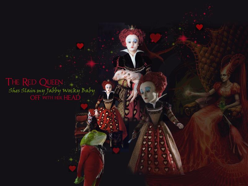 Alice in Wonderland!