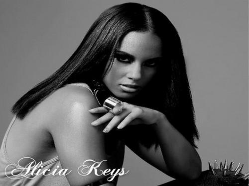 Alicia Keys wallpaper containing skin entitled Alicia Keys
