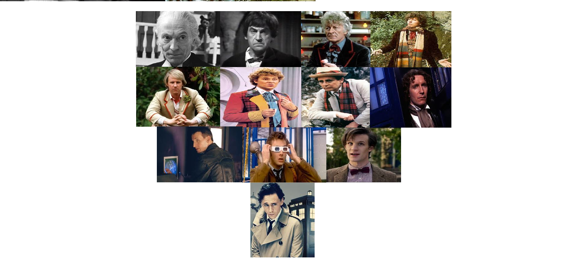 All The Doctors 1-12