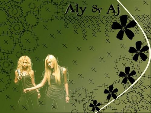 Aly & AJ!