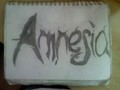 Amnesia - drawing photo