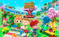 Animal Crossing: New Leaf Обои