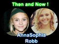 AnnaSophia Robb then and now - annasophia-robb fan art